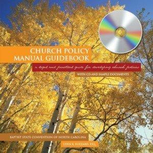 Church Policy Manual Guidebook CD