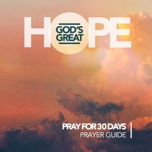 God's Great Hope Prayer Guide